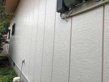徳島県 羽ノ浦町 施工後 外壁