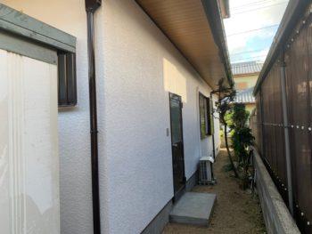 徳島県 国府町 施工後 外壁 超低汚染リファイン