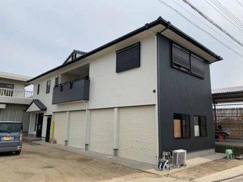 兵庫県南あわじ市 外壁張替え・カバー工法・塗装