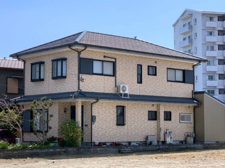 徳島県 川内町 施工後 側面 全体