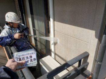 徳島県 小松島市 洗浄 外壁