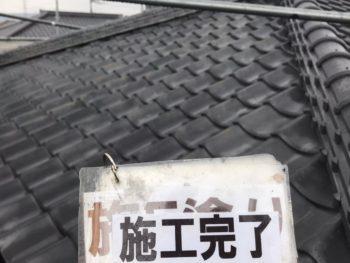 徳島県 国府町 高圧洗浄 屋根