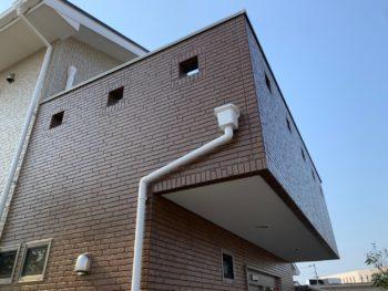 徳島県 城東町 病院 施工後 手すり壁