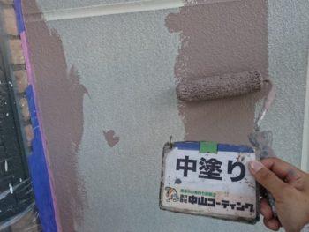 徳島県 小松島市 外壁 塗装 1階