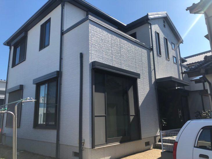 外壁 塗装 ハウス リフォーム 積水