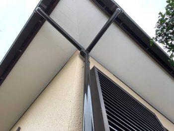 徳島県 板野郡 北島町 施工後 軒天井