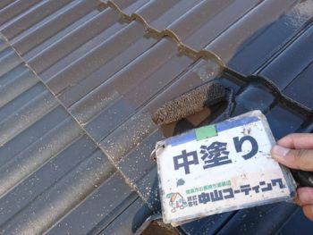 徳島県 小松島市 屋根 塗装