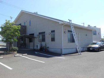 徳島県 城東町 病院 施工前 全体 別角度