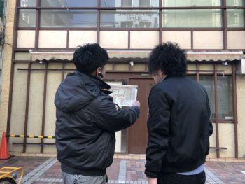 徳島県 徳島市 銀座 店舗塗装 施工前 外観