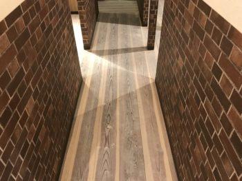 徳島県 徳島市 銀座 施工後 内装 廊下