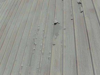 徳島県 徳島市 北田宮 施工前 外壁 劣化