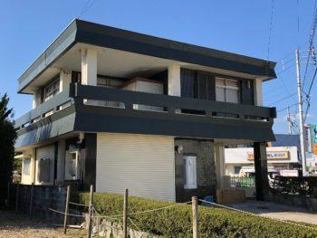 徳島市中島田町 鉄筋コンクリート造の外壁塗装