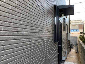 徳島県 徳島市 安宅 施工後 外壁 RSゴールドF