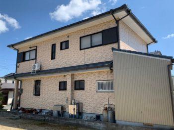 徳島県 川内町 施工後 側面 別角度