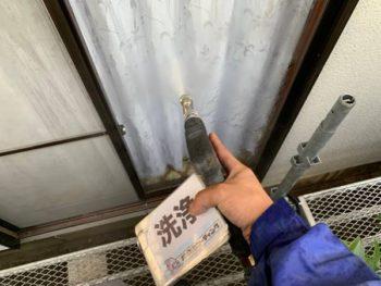 徳島県 板野郡 北島町 洗浄 窓