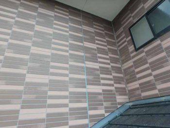 徳島県 松茂町 施工前 外壁