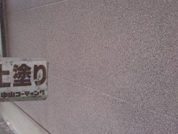徳島県 小松島市 外壁 塗装 上塗り 1階