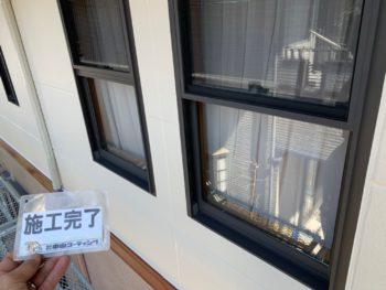 徳島県 小松島市 施工後 壁面