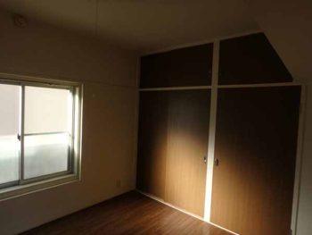 徳島県 昭和マンション 室内塗装 施工前