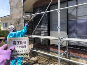 徳島県 松茂町 洗浄 戸袋