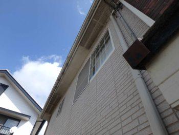 徳島県 大麻町 施工後 外壁 汚れ
