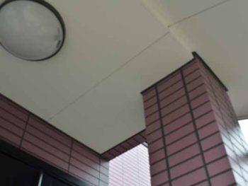 徳島県 撫養町 施工後 軒天井