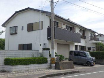 徳島県 川内町 施工前 全体 側面