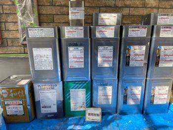 徳島県 北田宮 使用材料 外壁 クリヤー