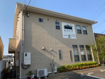 徳島県 城東町 病院 施工後 全体