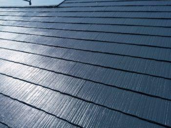 徳島県 板野郡 施工後 屋根 超低汚染リファイン