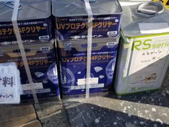 徳島県 藍住町 使用材料 外壁 サイディング クリヤー