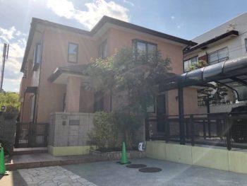 防水抜群のコーキングと外壁塗装で耐久性重視 徳島市八万町