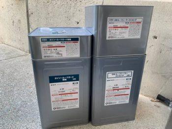 徳島県 川内町 使用材料 屋根ルーフガード無機