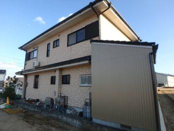 徳島県 川内町 施工前 側面 全体