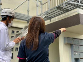 徳島 マンション デザイン塗装 株式会社中山コーティング