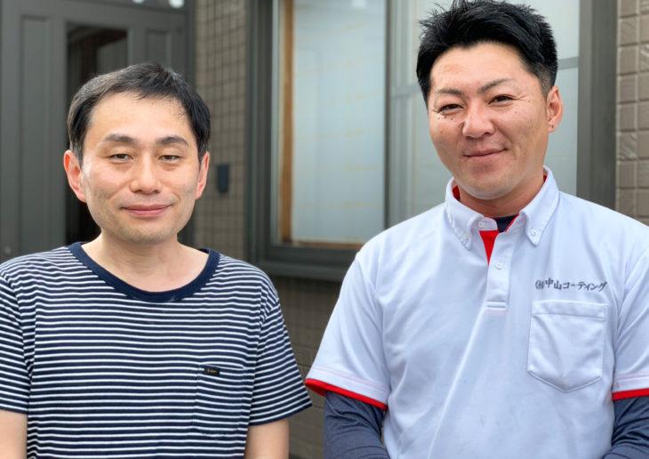 徳島市西須賀町で外壁屋根塗装の口コミや評判 B様