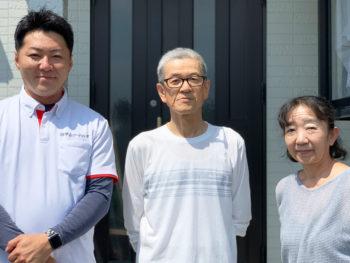 小松島市横須町で外壁塗装や屋根塗装後の一言アドバイス