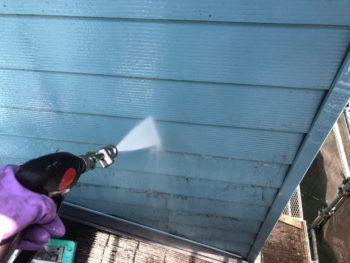外壁 塗装 徳島 塗替え 洗浄