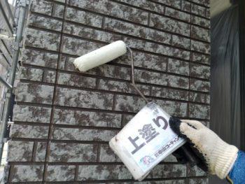 外壁 塗装 WB多彩仕上げ工法 塗替え 中山コーティング