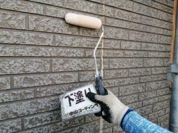 外壁 塗装 WB多彩仕上げ工法 塗替え