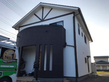 徳島 塗装 GAINA 超低汚染リファイン