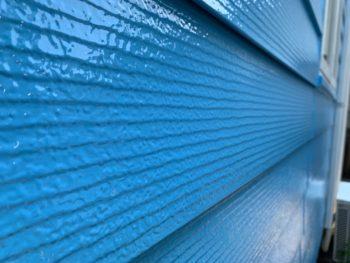 金属サイディング 関ペ 塗装 徳島 外壁