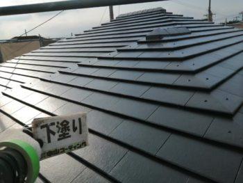 徳島 屋根 塗装 AGC 塗替え
