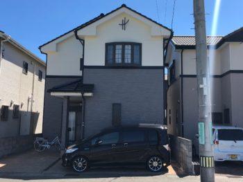 徳島 塗装 塗替え リファイン 北島町 AGC
