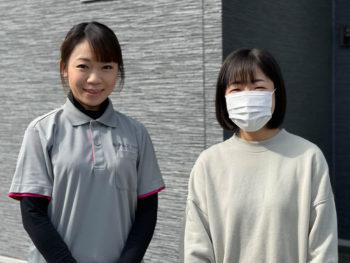 女性スタッフが対応してくださり、相談しやすかったです。徳島市丈六町 外壁塗装