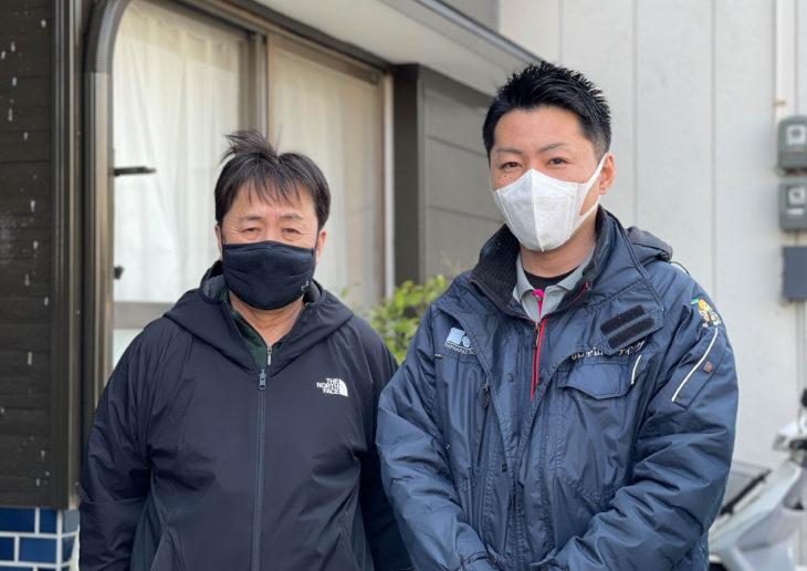 徳島市末広町 作業内容にも安心して、お願いできると思います。