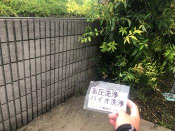 徳島 塗装 洗浄 美馬市