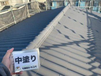 屋根塗装 徳島 徳島市 塗替え GAINA
