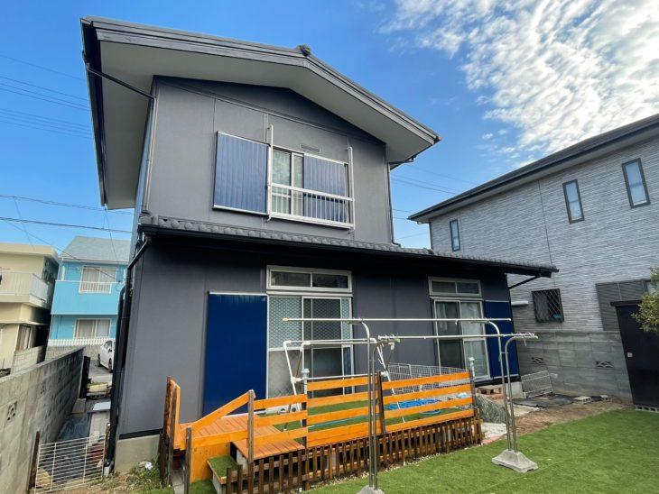 徳島市 塗装 外壁 屋根 大工工事根