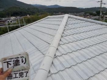 屋根塗装 美馬市 ダイナミックルーフMUKI